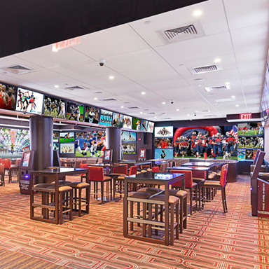 Golden Nugget Sports Betting Room